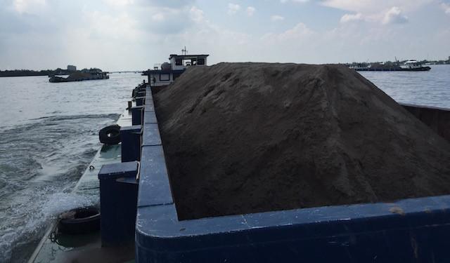 cát san lấp xây dựng, cat san lap xay dung